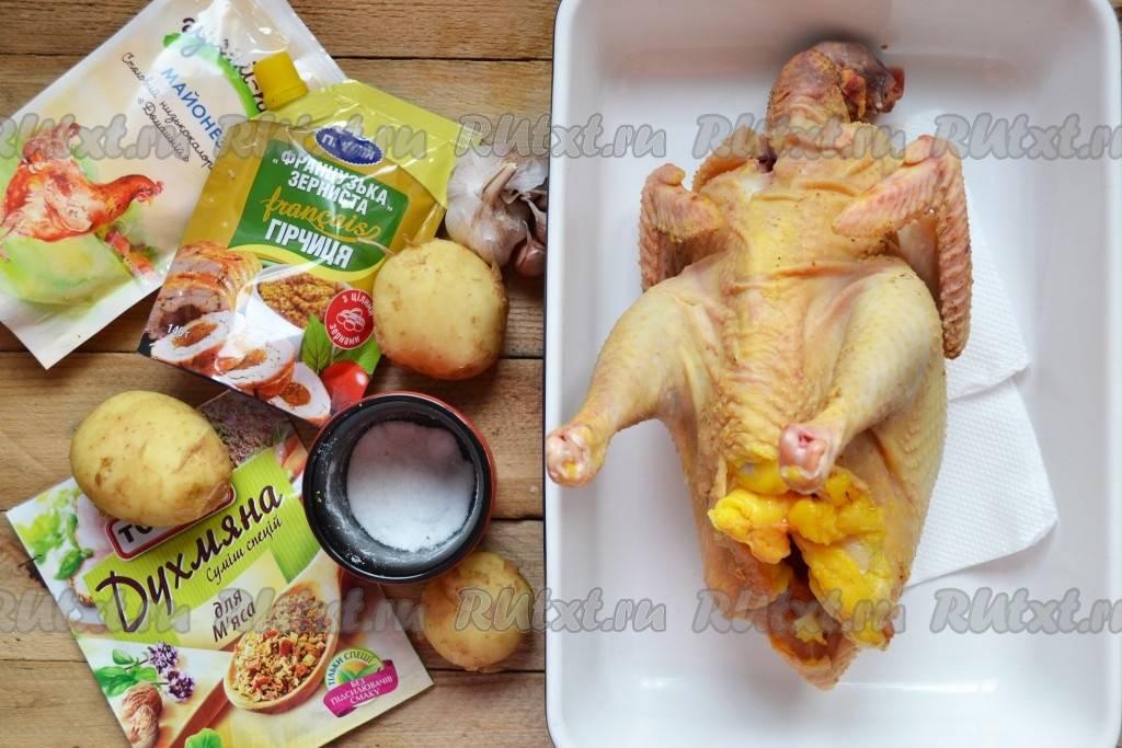 Курица в рукаве в духовке — 7 вкусных рецептов запекания