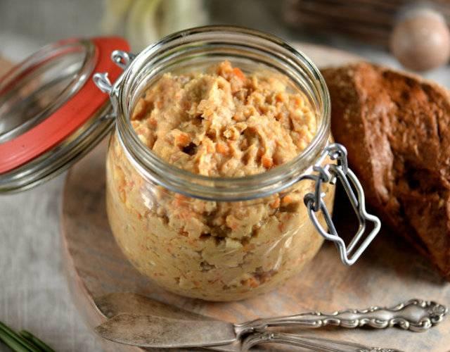 Форшмак из селедки: классический рецепт с пошаговыми фото