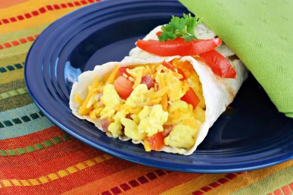Блюда из яиц - рецепты