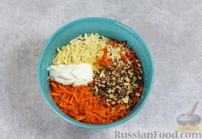 Салаты из свежей моркови. 10 рецептов простых и быстрых витаминных салатов