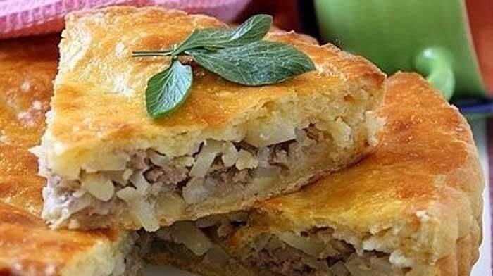 Открытый пирог - 275 домашних вкусных рецептов приготовления