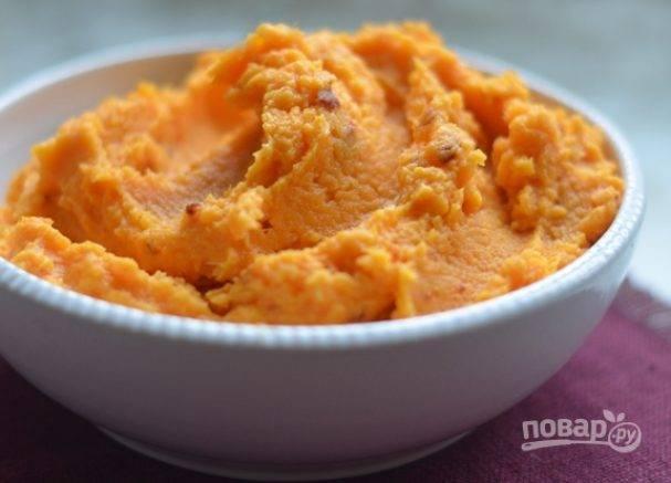 """Очень вкусное картофельное пюре """"нежность"""""""