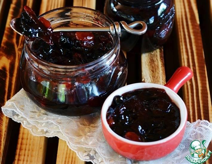 Варенье из сливы без косточек – 11 самых простых и вкусных рецептов