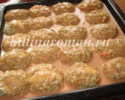 Как приготовить ленивые голубцы в духовке - 8 пошаговых фото в рецепте