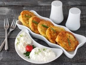 Постные жареные пирожки с капустой и картошкой, рецепт с фото