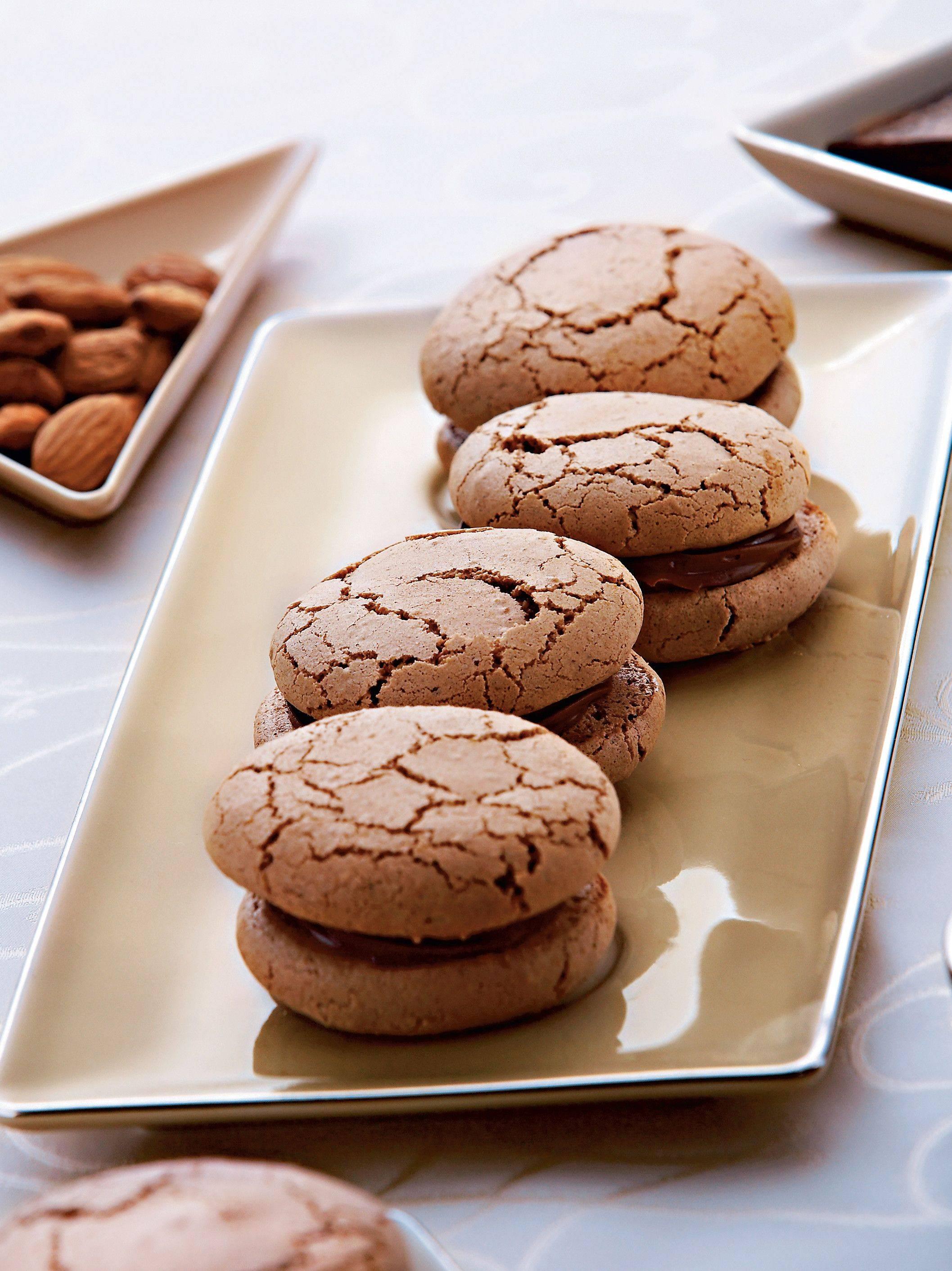 """Миндальное печенье """"амаретти"""""""
