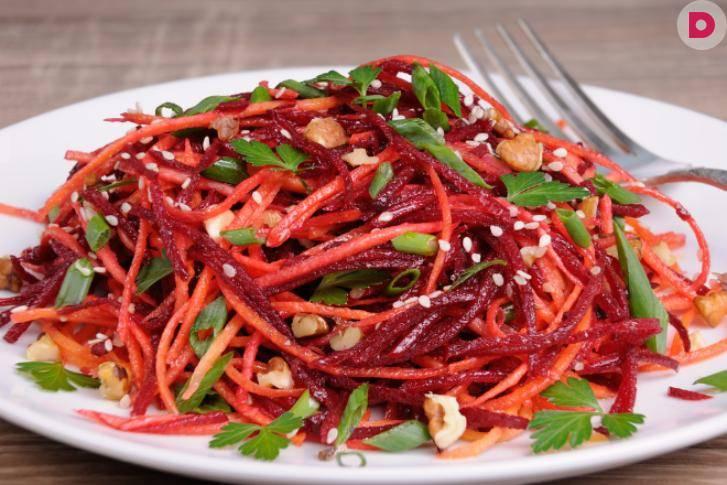 Гарнир из моркови рецепт