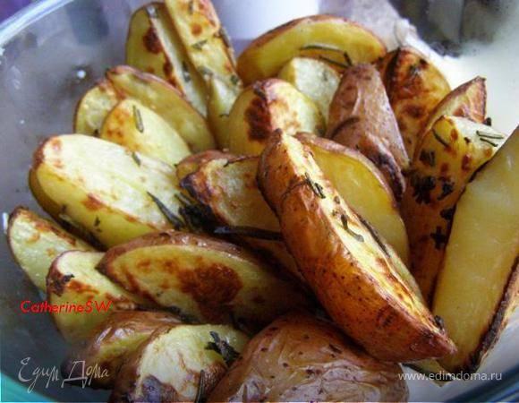 Рецепты с розмарином: картофельная запеканка с говядиной