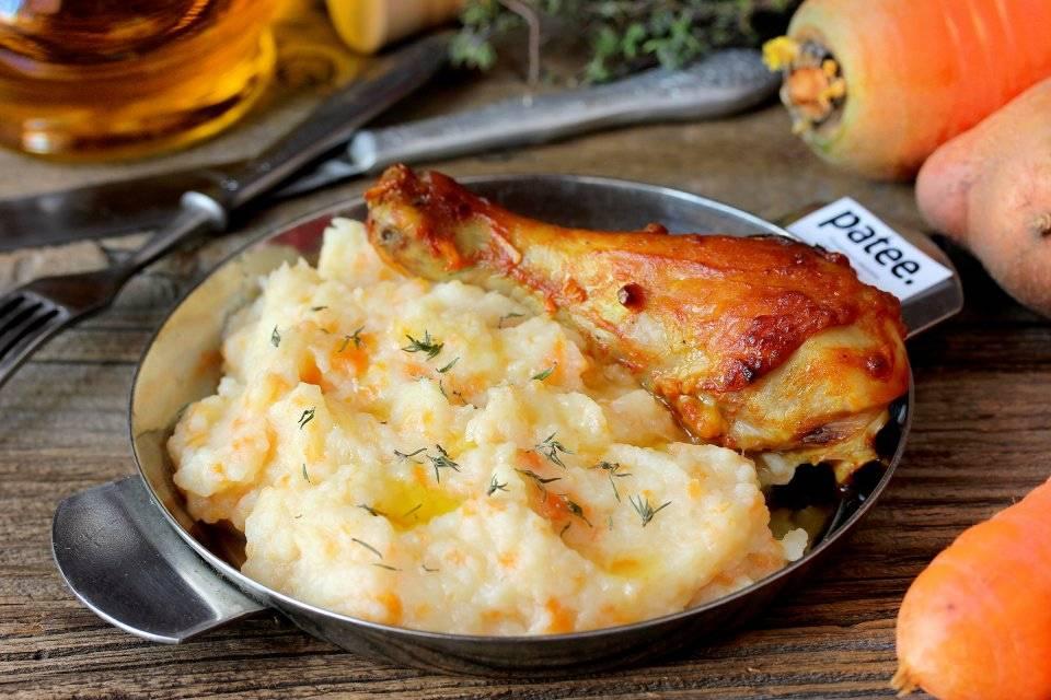 Лучшие рецепты гарниров с картофелем и бататом основные блюда   гранд кулинар