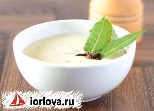 Соус бешамель – рецепт приготовления в домашних условиях
