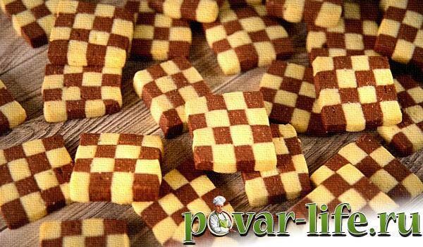 Французское печенье сабле, рецепт французского печенья сабле с пошаговыми фото