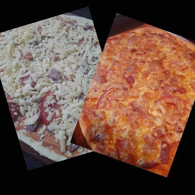Пицца в батоне в духовке – три подробных рецепта и видео