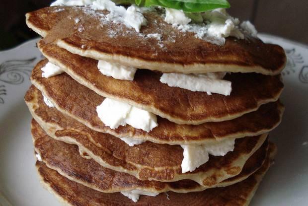 Пп панкейки: 11 рецептов - с бананом, диетические, на кефире, низкокалорийные, овсяные