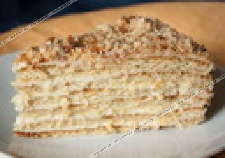 Пошаговый рецепт торта дамский каприз с фото