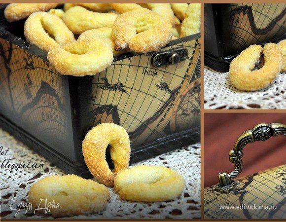 Знаменитые итальянские сухарики «кантучини» — потрясающе вкусное и уникальное печенье
