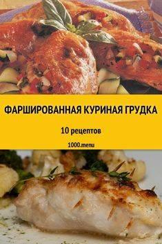 Куриные грудки в имбирно-апельсиновом маринаде, рецепт с фото