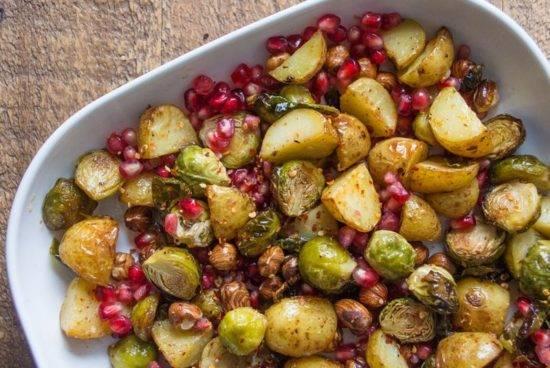 Капуста брюссельская - рецепты