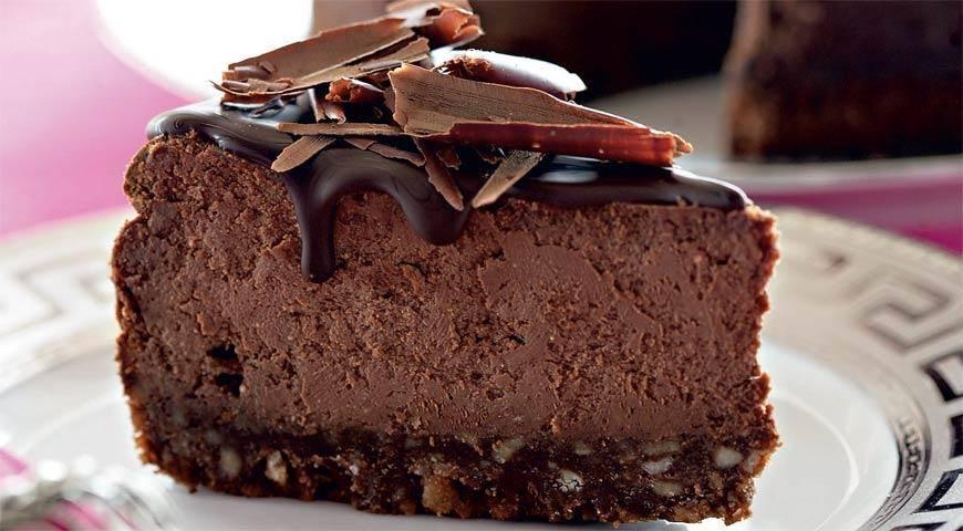 Королевский панеттоне с шоколадом