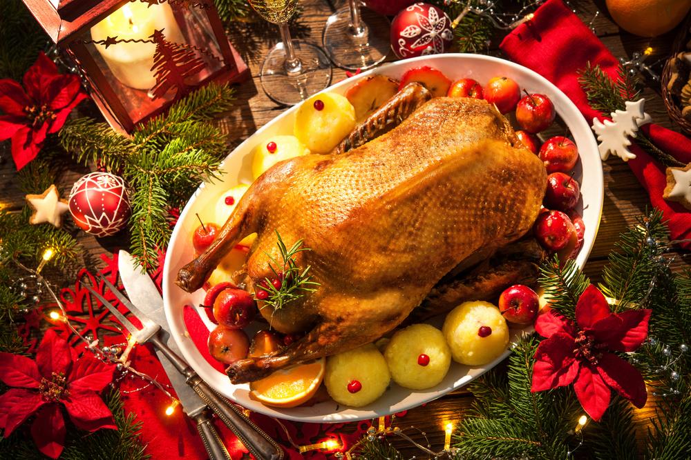 Рецепт салаты и закуски в виде рождественских венков