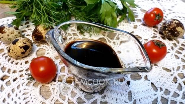 Мандарины в сладком соусе