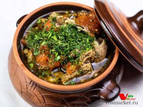 Чанахи - рецепт с фотографиями - patee. рецепты