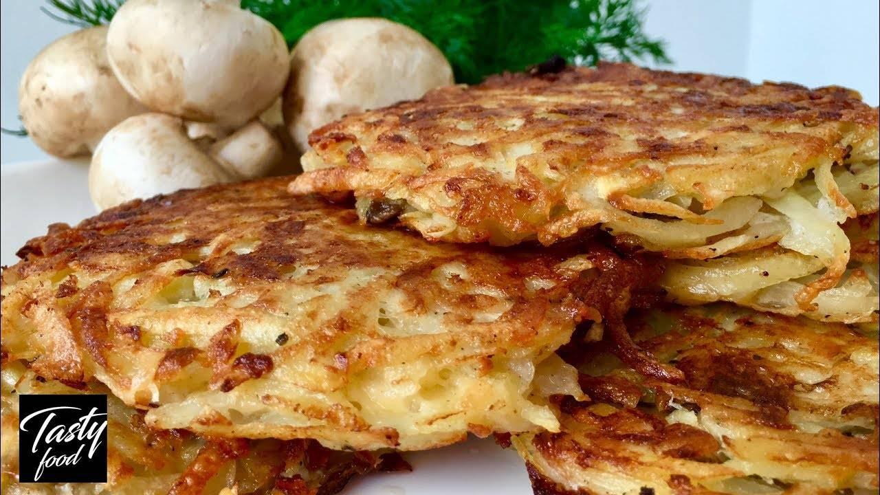 Картофельные драники: 8 классических рецептов драников из картошки