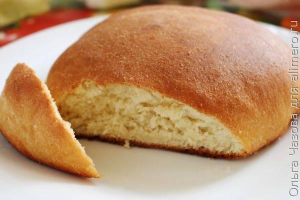 Домашний хлеб в мультиварке с рисовой мукой