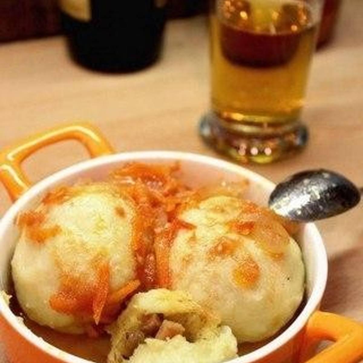 Картофельные кнедлики - запись пользователя lady galka (cherkasenok) в сообществе рецепты блюд для детей в категории овощные блюда - babyblog.ru