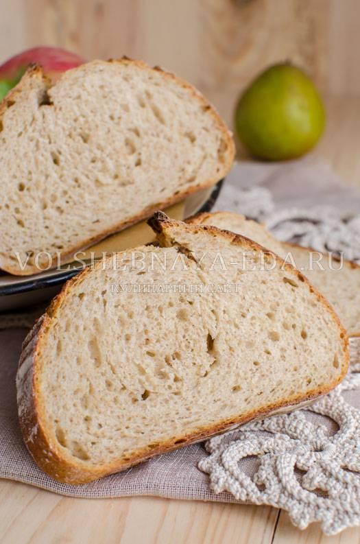Хлеб йогуртовый с овсяными отрубями