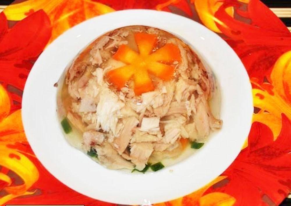 Холодец из курицы: 7 лучших рецептов |