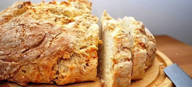 Ирландский содовый хлеб (irish soda bread) - вкусные заметки