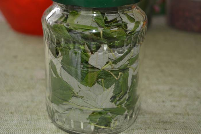 Фруктовый чай с ферментацией
