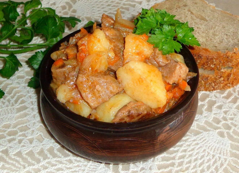 Квашеная капуста в горшочке: рецепт и фото