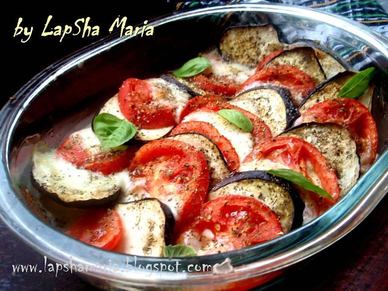 Как приготовить баклажаны быстро и вкусно на сковороде с помидорами