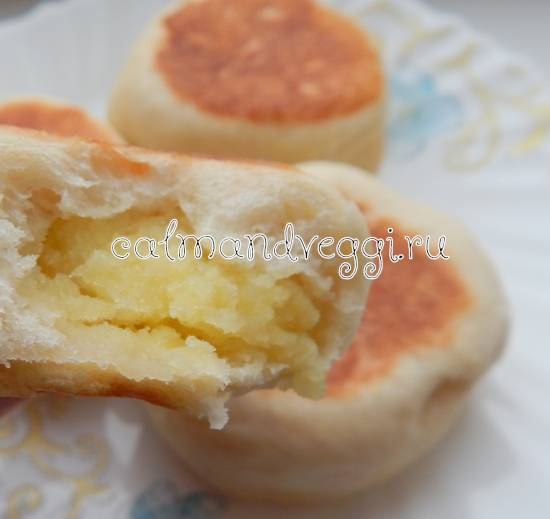 Милашино тесто и пирожки из него