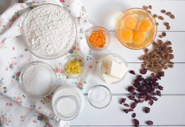 Как испечь итальянский кекс «панеттоне»