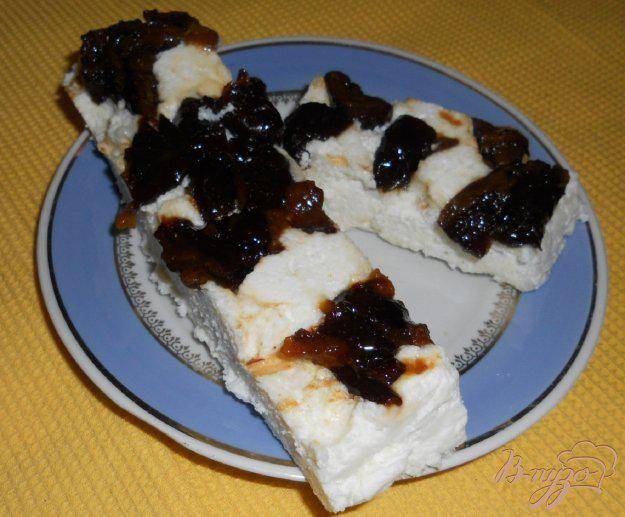 Подборка вкусных десертов с черносливом