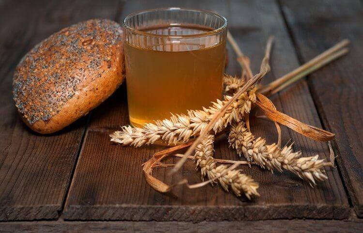 Квас хлебный без дрожжей — пошаговый домашний рецепт кваса с фото