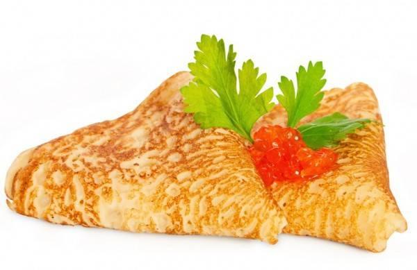 Постные блины быстро и вкусно - рецепты разного теста на воде и без яиц
