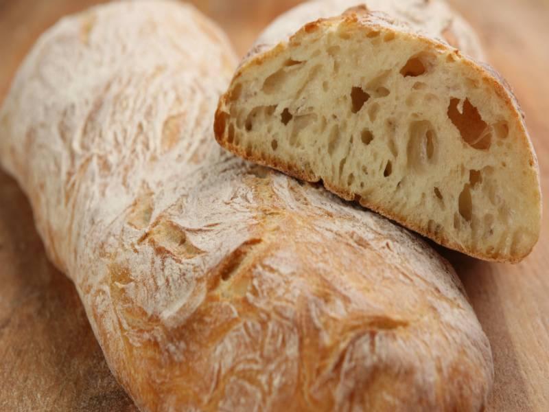 Чиабатта: польза и состав итальянского хлеба | food and health