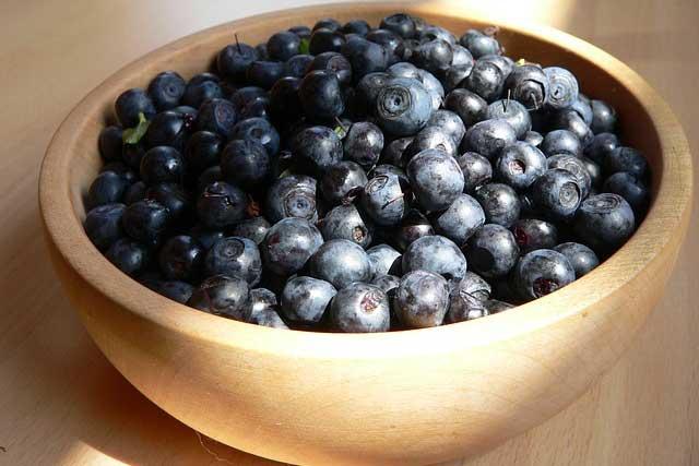 Заготовки из черники на зиму: простые рецепты