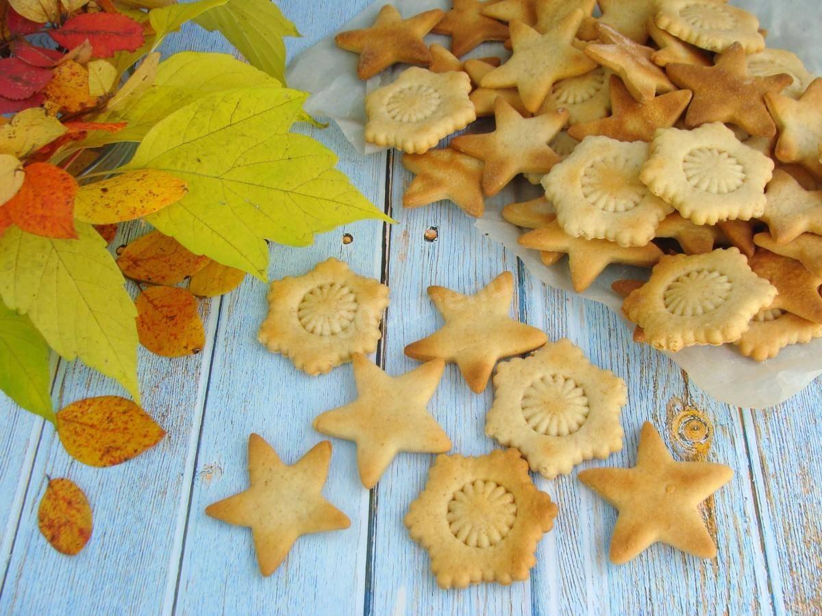 Печенье на сгущённом молоке рецепт с фото, как приготовить на webspoon.ru