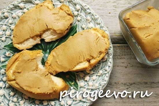 Арахисовая паста рецепт в домашних условиях