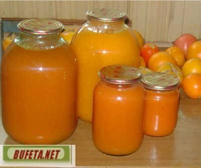 Сок из помидоров в домашних условиях простой рецепт