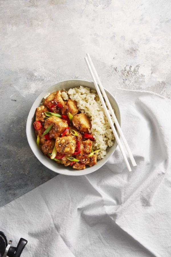 Курица по-китайски в кисло-сладком соусе – классические рецепты