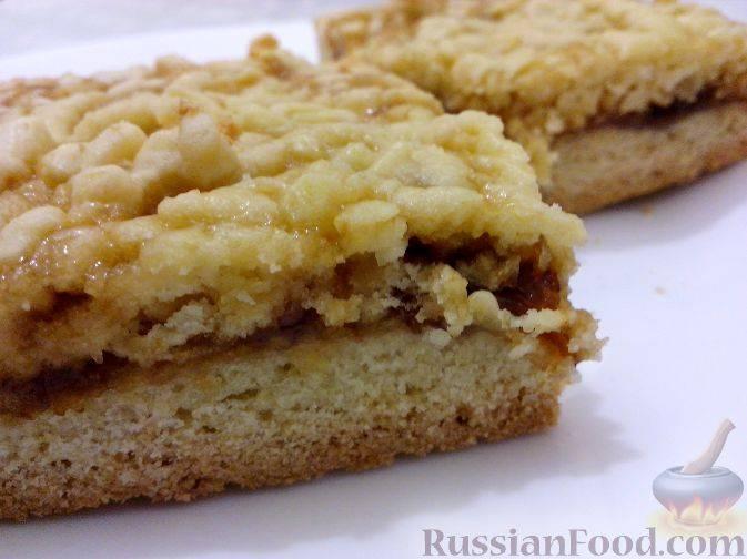 Пирог крошка » рецепты - готовим дома | «наобед.kz»