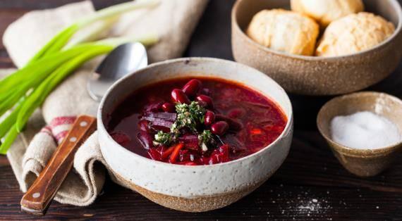 Блюда для строгого поста: пошаговые рецепты с фото