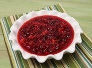 Клюквенный соус рецепт с фото