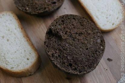 Постные горячие бутерброды