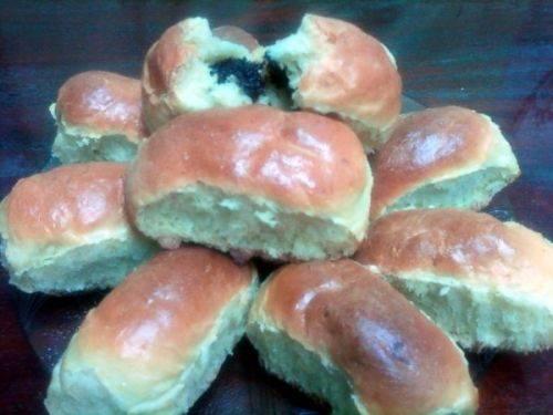 Пирожки с маком «Апельсиновый сон»